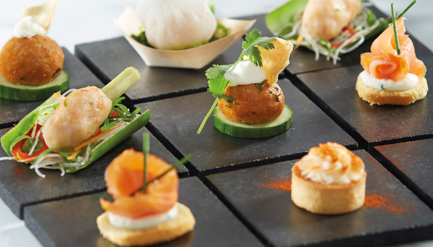 INNOFOODS FINGER FOODS CANAPES